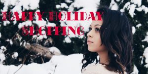 Happy Holiday Shopping Banner